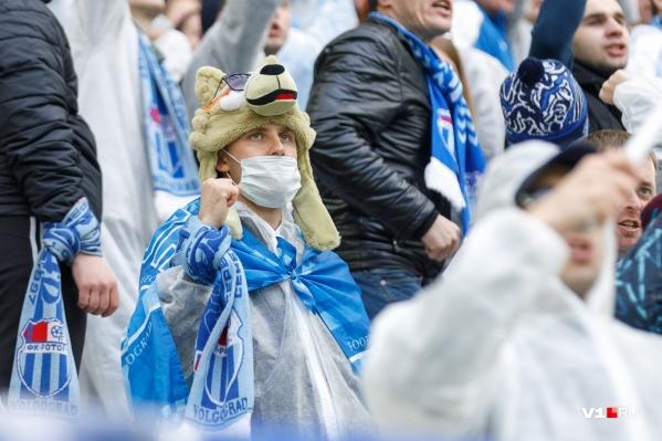 В Волгограде отменяют занятия в школах, матчи и уходят на удаленку