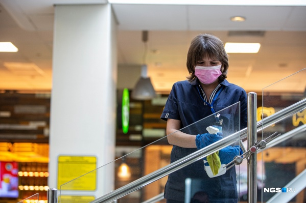 В Новосибирской области на 22.03 не выявлено новых случаев заражения коронавирусом
