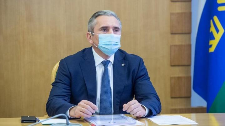 Узнали, болел ли губернатор Александр Моор COVID-19