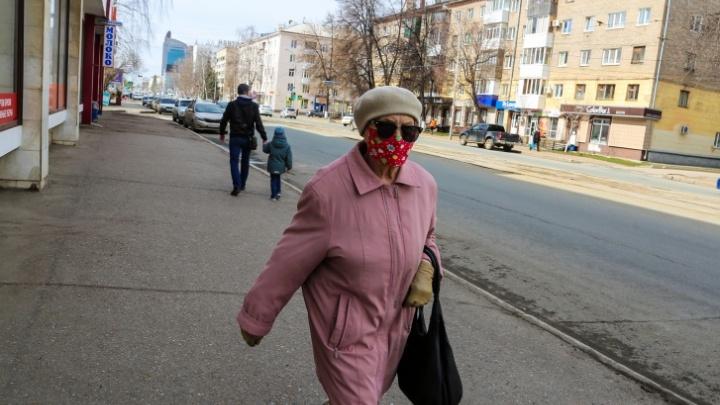 В Челябинской области решили ввести обязательный масочный режим