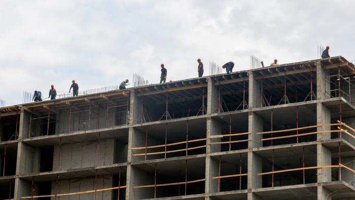 Между «Амбаром» и «Метро» построят жилые высотки