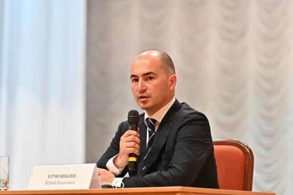 Юрий Ермошкин строил карьеру как организатор концертов и фестивалей