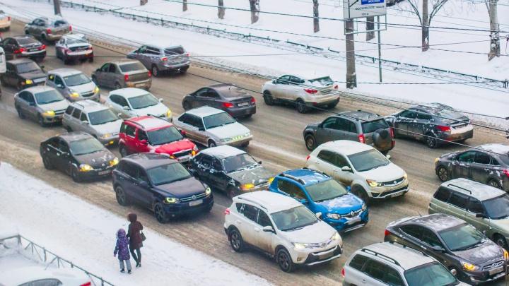 Власти Самары подготовили льготы для автомобилистов
