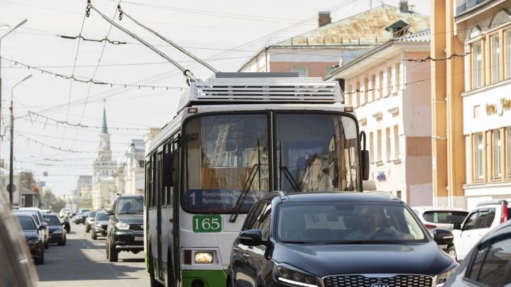 Троллейбусы закроют? Этот и ещё четыре вопроса мэрии об объединении ПАТП и «Яргорэлектротранса»