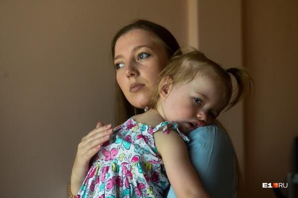 Ирина мечтала, что дочка вырастет балериной
