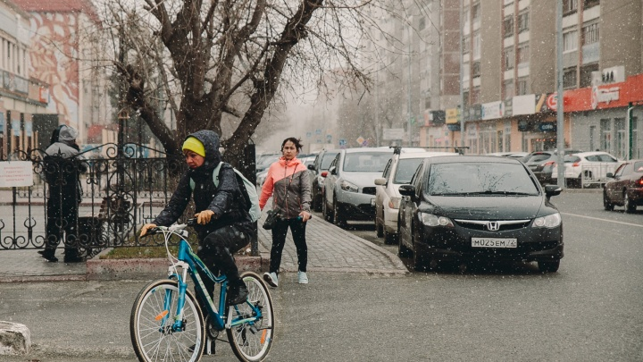 Зима близко: синоптики рассказали, когда в Тюмени выпадет первый снег