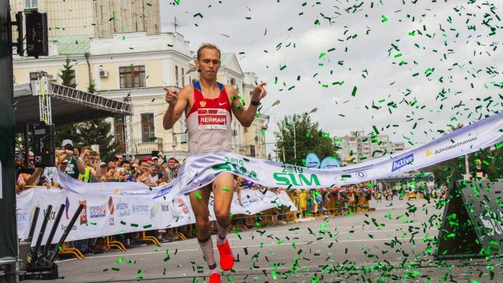 Сибирский международный марафон перенесли на осень
