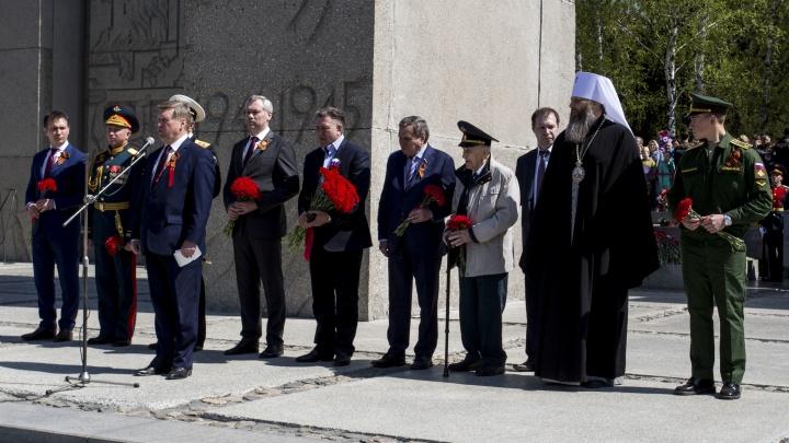 Анатолий Локоть рассказал, что известно о проведении Парада Победы в Новосибирске