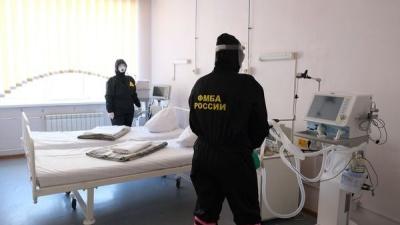 В Ростове 13 пациентов умерли из-за проблем с кислородом. А как с этим в Красноярске?