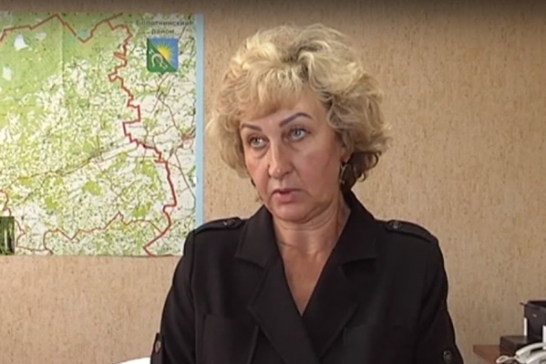 Елена Иванова утверждала, чтосложная обстановка сложилась в отделении социальной защиты населения
