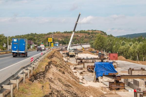 Новый мост начали строить в 2019 году
