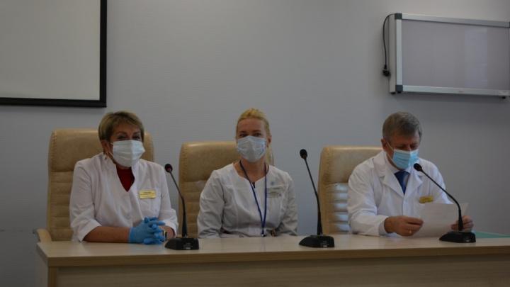 В Волгограде назначили нового главврача больницы № 25
