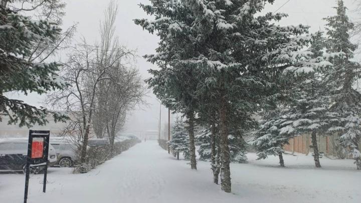 Пятый месяц зимы: фоторепортаж из занесенного снегом Пермского края