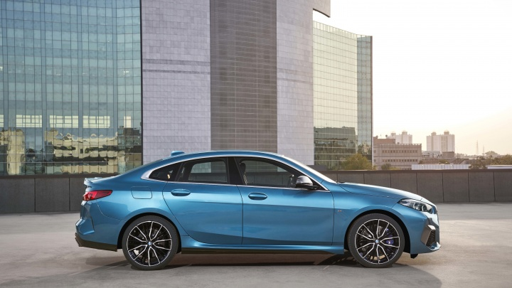 В Красноярске стартуют продажи BMW 2 серии Gran Coupe
