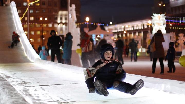 Прогнозы синоптиков на новогоднюю ночь в Челябинске поменялись
