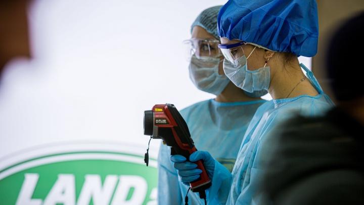В больницу увезли ребёнка, прилетевшего из ОАЭ — всего с подозрением на коронавирус 6 детей
