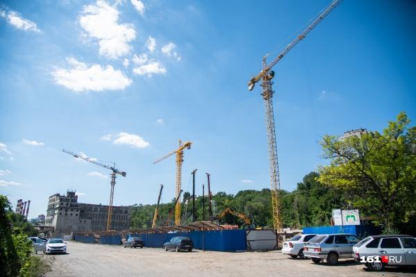 Заседание по вопросу о запрете многоэтажной застройки на берегу Дона пройдет не раньше октября 2020-го года