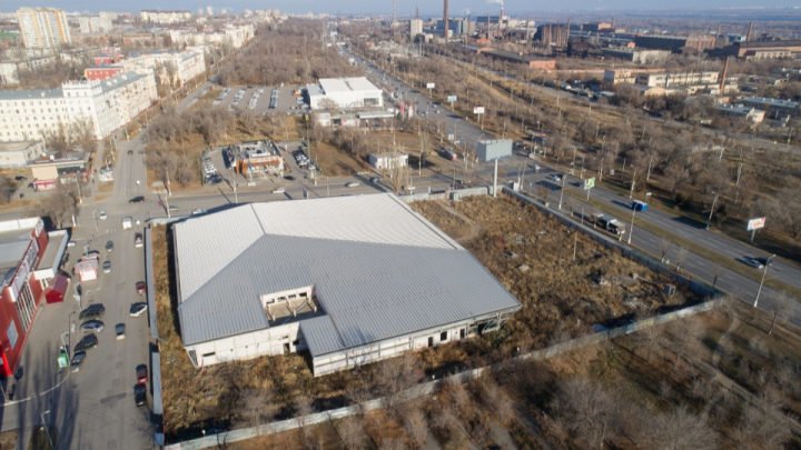 В Волгограде нашли покупателя на недостроенный гипермаркет на Штеменко