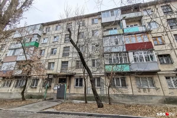 Против выселения выступили все жильцы пятиэтажки, кроме одного