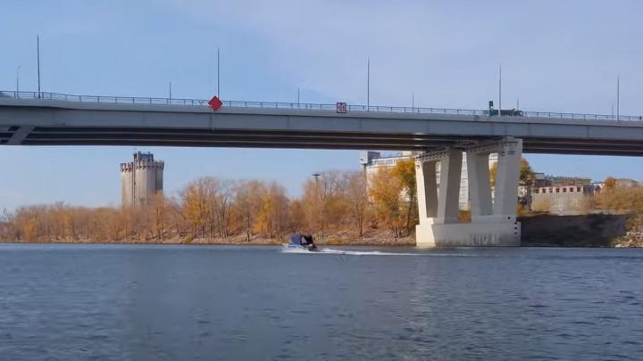 Третья попытка: Ростехнадзор требует закрыть движение по Самарскому (Фрунзенскому) мосту