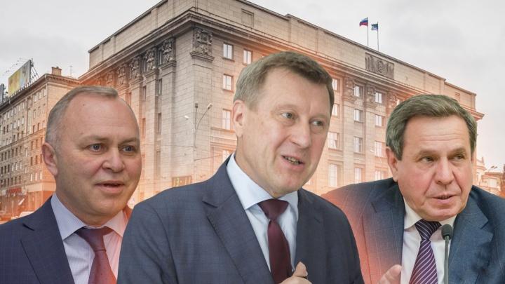 Сколько денег уходило на служебные расходы Городецкого, Знаткова и Локтя? Изучаем цифры за 10 лет