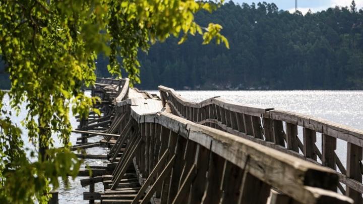 Стало известно, что будет с мостом в Башкирии, который стал звездой легендарного сериала «Вечный зов»