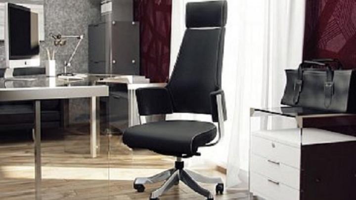 Отличные офисные решения: курганские компании смогут приобрести кресла и стулья из экокожи