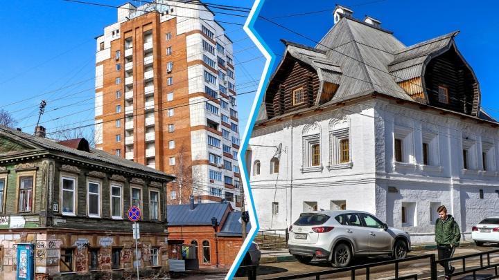 История одной улицы: виртуально гуляем по улице Гоголя, бывшей Телячьей