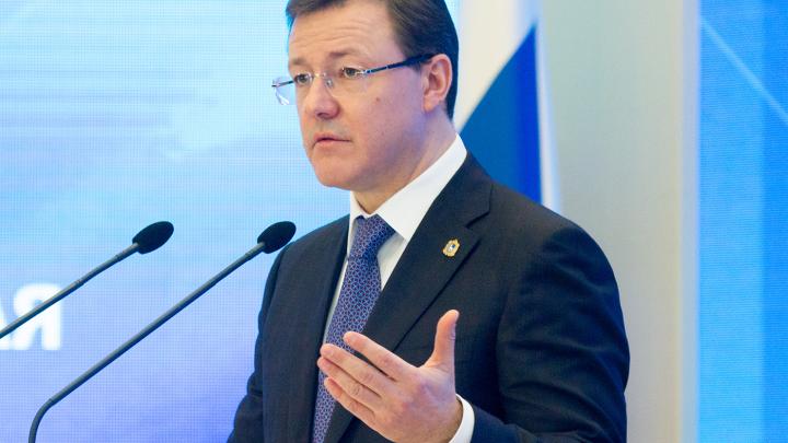 Губернатор рассказал, когда ждать пика пандемии по коронавирусу в Самарской области