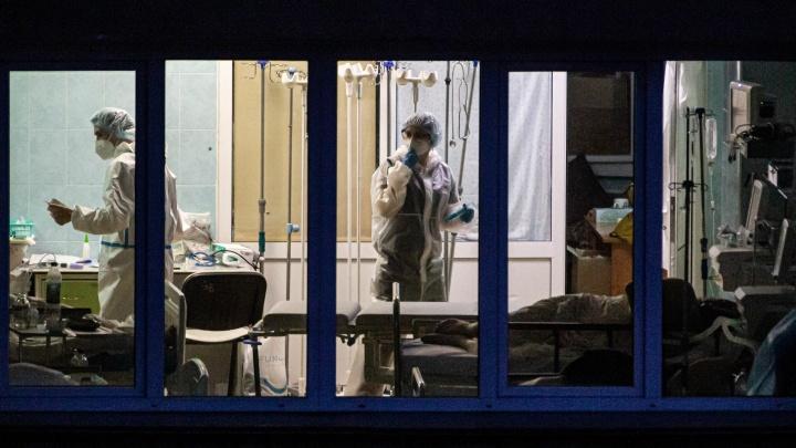 Новосибирский медцентр объявил о платном лечении коронавируса — от 17 тысяч за сутки. Но потом скрыл прайс