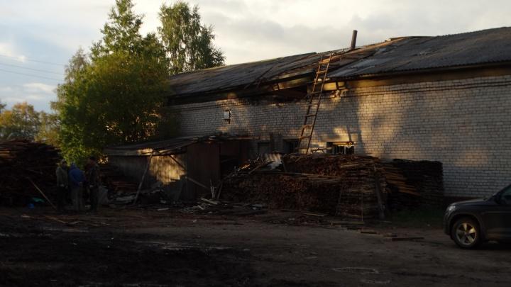 В Двинском Березнике из-за взрыва котельной погиб мужчина