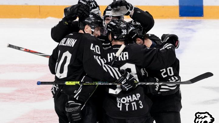 Челябинский «Трактор» на домашнем льду обыграл «Ак Барс»