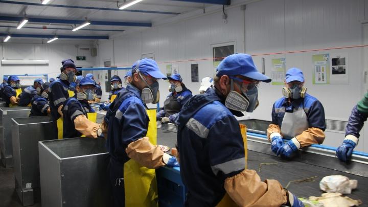 В Омске планируют открыть еще один мусоросортировочный комплекс