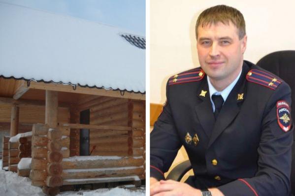 Строительство на участке в Холмогорском районе велось три года назад. Дело ведётся до сих пор