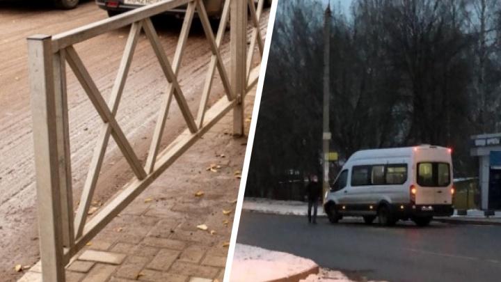 Разборки в маршрутке и отказ от заборов: что случилось в Ярославле за сутки. Коротко