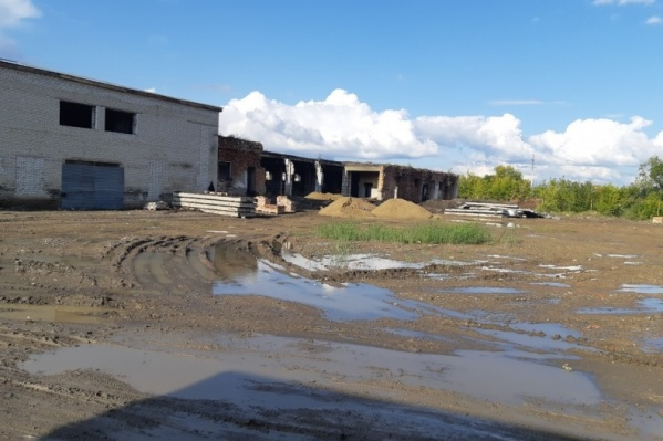 Преступление мужчина совершил в Шумихе неподалеку от строящего здания