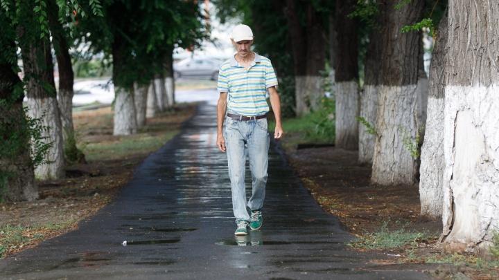 Дожди и грозы остудят раскаленный Волгоград