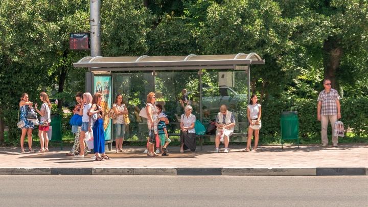 В Самаре появится новая автобусная остановка