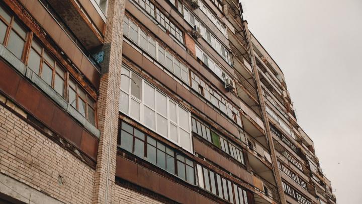 Фасад знаменитого тюменского «Муравейника» отремонтируют
