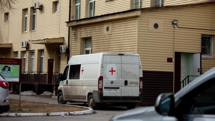 Худший месяц пандемии: новые данные Росстата о смертности от коронавируса в Тюменской области
