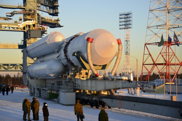Испытания ракеты-носителя прошли успешно