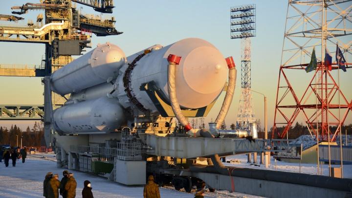 «Она летает, черт возьми!!!»: смотрим запуск ракеты на космодроме Плесецк, впечатливший Рогозина