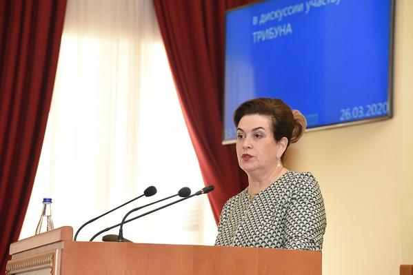 Доход Быковской вырос на 200 тысяч рублей