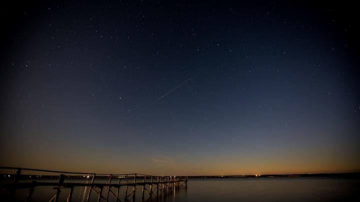 Над Новосибирском пронесётся метеорный поток — наблюдать за ним можно будет в течение часа
