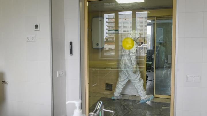 В Кузбассе 69 человек заболели COVID-19