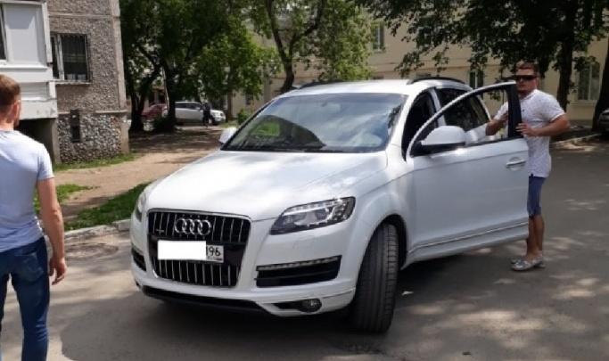 Водителем Audi, который избил таксиста на Химмаше, оказался уральский бизнесмен