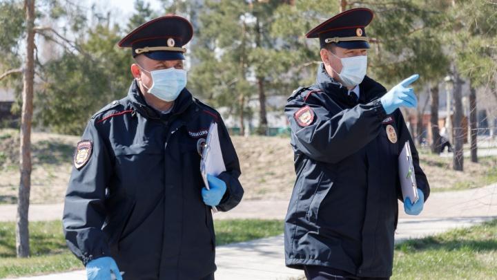За неделю — больше 500 протоколов: в Волгоградской области активно отлавливают нарушителей режима самоизоляции
