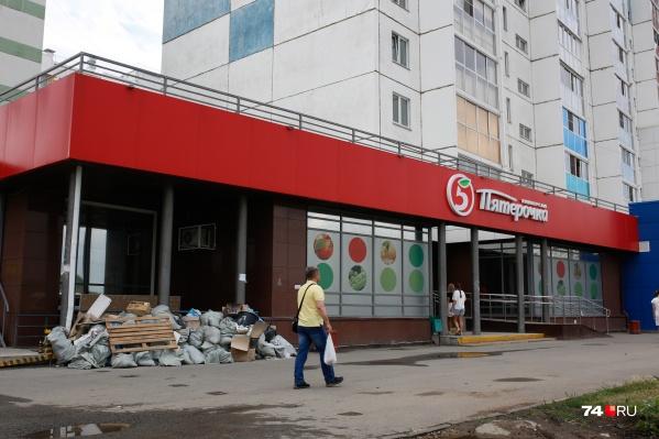 О проблемах с «Пятёрочкой» заявил совладелец помещения на Краснопольском проспекте, 13в