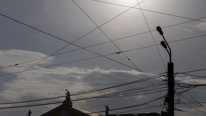 «Выключите электроприборы»: в Челябинске 4,5 тысячи человек останутся без света
