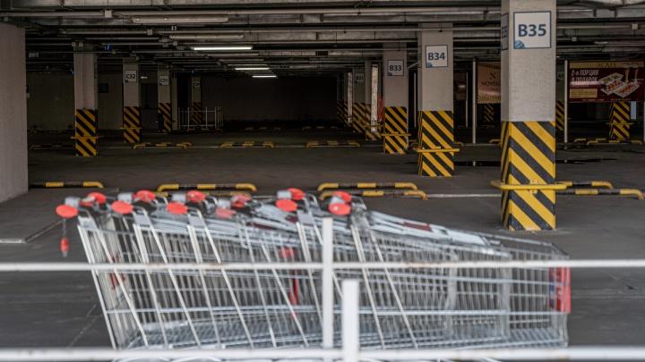 В челябинские ТРК зазывают людей за покупками, губернатор пообещал их проверить
